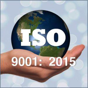 BS&i ISO 9001 2015