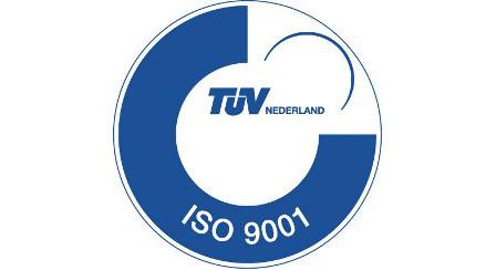 BS&i TÜV certificaat