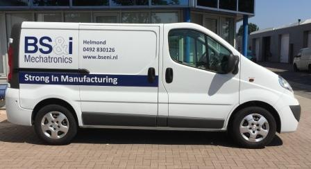 BS&i Firmenwagen
